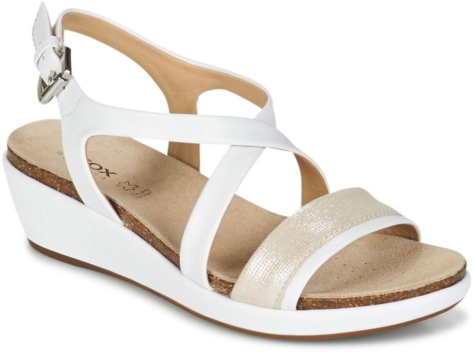 Sandále Geox D ABBIE A značky Geox - Lovely.sk d4161a75c5