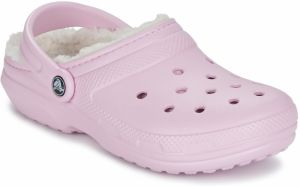 Nazuvky Crocs  CLASSIC LINED CLOG