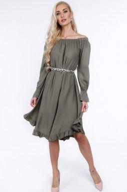 013b361cc75f Šaty s podielom hodvábu bonprix značky BODYFLIRT - Lovely.sk