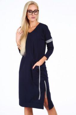 9b7c300cbbe7 Tantra Dámske šaty DRESS3379 Brown značky Tantra - Lovely.sk