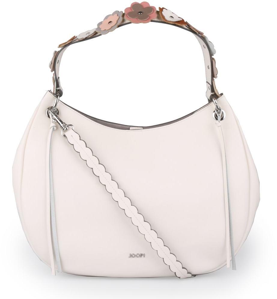 JOOP! Dámská kožená kabelka Lina Hobo Large Pure Limited 4140003901-101 -  bílá ed67c4c6309