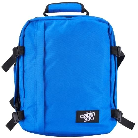 36619509f3 CabinZero Palubní batoh Mini Ultra-light Royal Blue 28 l značky ...
