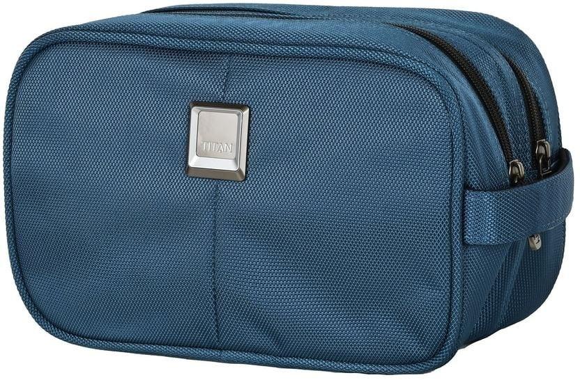 Titan Kosmetická taška Nonstop Cosmetic Bag Petrol 382704-22 značky ... c10248cf32