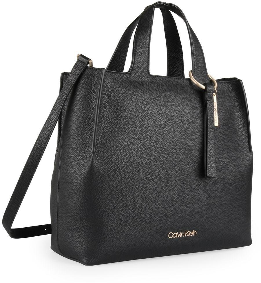 d3378ce5a8 Calvin Klein Dámská kabelka Neat Shopper K60K604597 - černá značky Calvin  Klein - Lovely.sk
