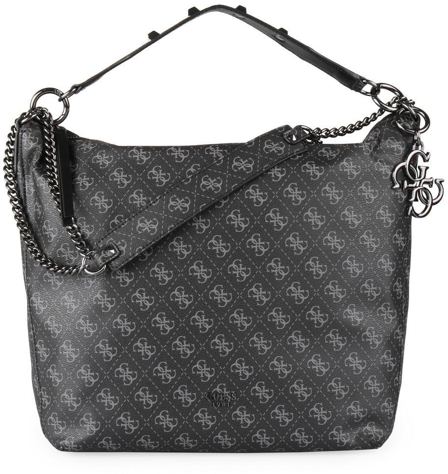 6611f5a6e GUESS Dámská kabelka přes rameno Mia HWSM7103020 - černá značky Guess -  Lovely.sk