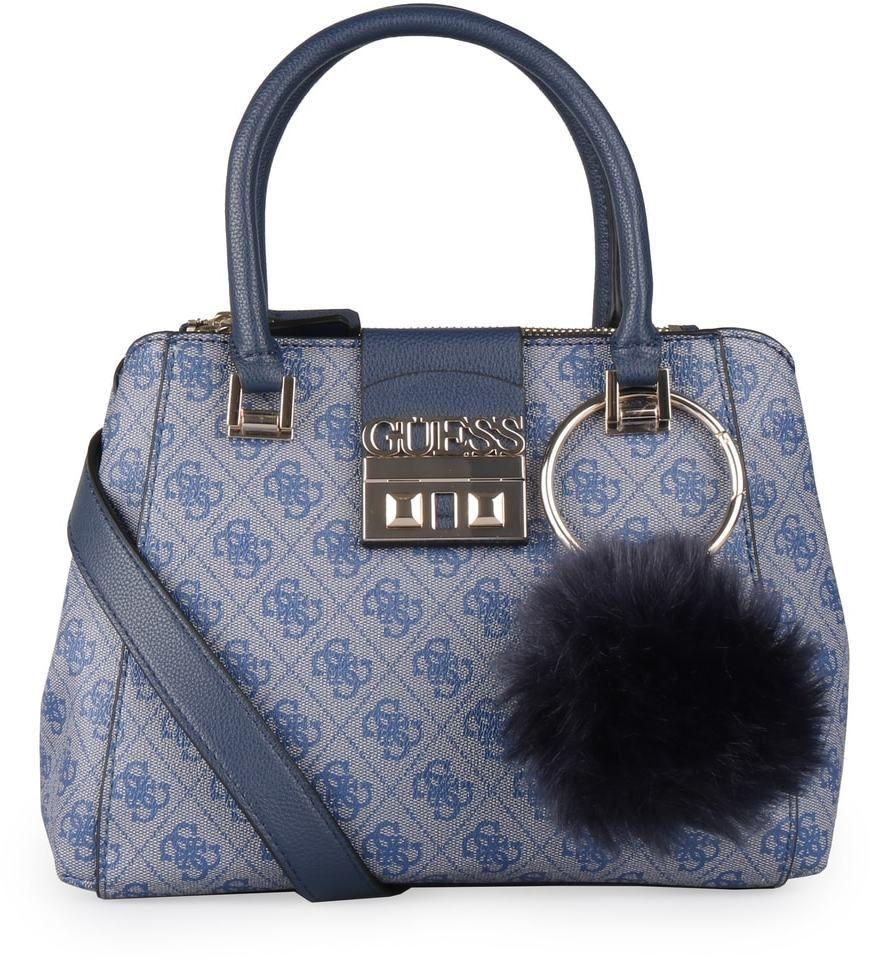 GUESS Dámská kabelka Logo Luxe HWSG7102050 - modrá značky Guess - Lovely.sk 3d867a3088d
