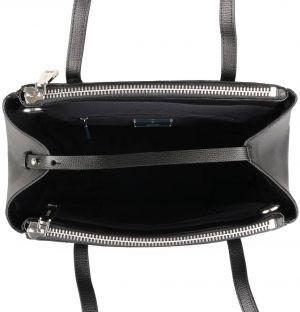 a76d06ea24 JOOP! Dámská kožená kabelka přes rameno Granella Diana 4140004365 - černá  galéria
