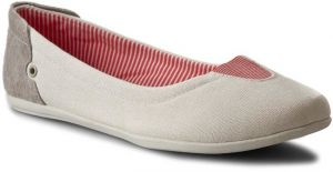 Baleríny HELLY HANSEN - W Harmiony Slip-On 108-53.011 Off White/Feather Grey/Soft Pink