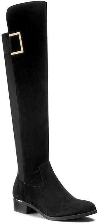 1147541ccd Mušketierky CALVIN KLEIN - Cylan E6031 Black značky Calvin Klein ...