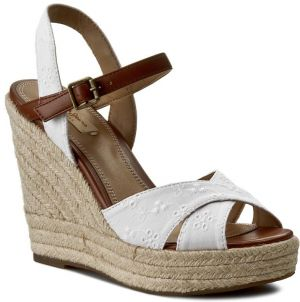 Espadrilky PEPE JEANS - Walker Romantic PLS90177 White 800