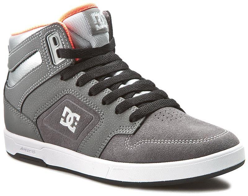 19bd40ed6df37 Sneakersy DC - Argosy High Se ADJS100095 Grey/Light Grey(Ggc) značky ...
