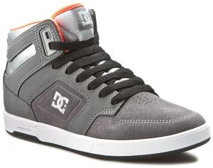 Sneakersy DC - Argosy High Se ADJS100095 Grey/Light Grey(Ggc)