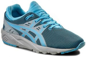 Sneakersy ASICS - TIGER Gel-Kayano Trainer Evo H6Z4N Light Blue/Light Blue 4141