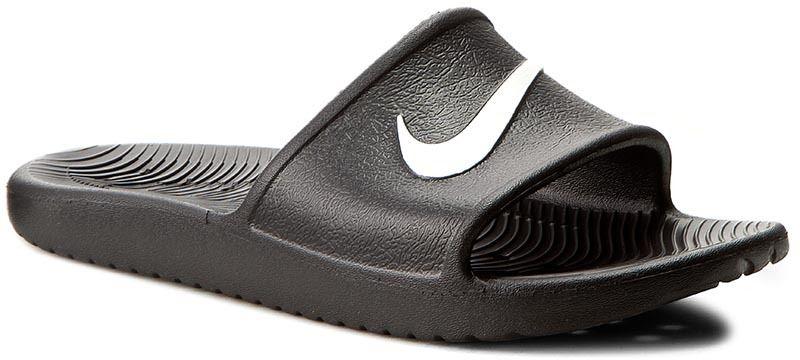 Šľapky NIKE - Kawa Shower 832528 001 Black White značky Nike - Lovely.sk 8d5da3d189a