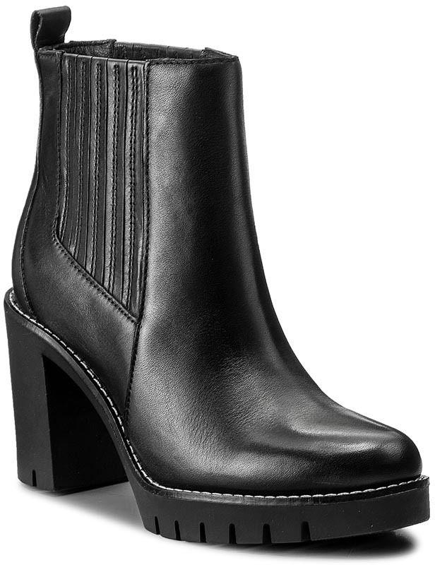 d6477c2ef6 Členková obuv TOMMY HILFIGER - Paola 4A FW0FW01859 Black 990 značky Tommy  Hilfiger - Lovely.sk