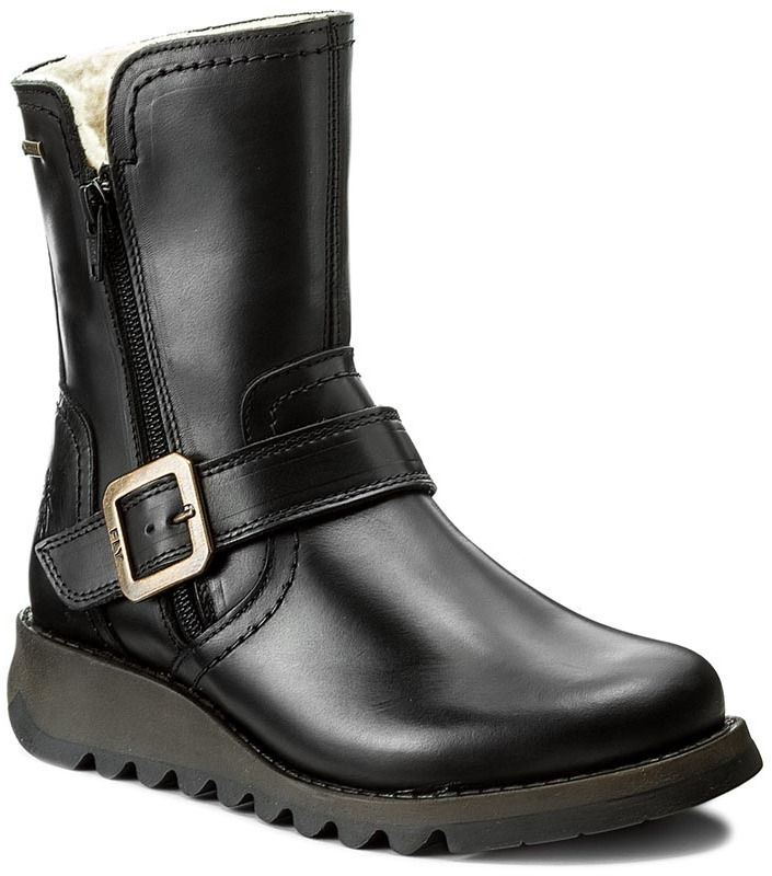 794708a192b Členková obuv FLY LONDON - Sekufly GORE-TEX P144057000 Black značky ...