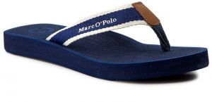 Žabky MARC O'POLO - 703 14031001 611 Dark Blue 880