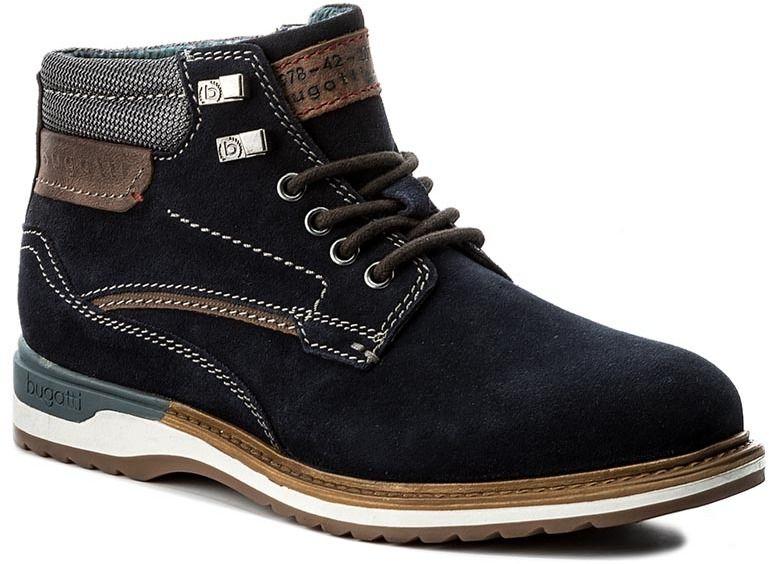 705770c9404 Outdoorová obuv BUGATTI - 321-35731-1400-4100 Dark Blue značky bugatti -  Lovely.sk