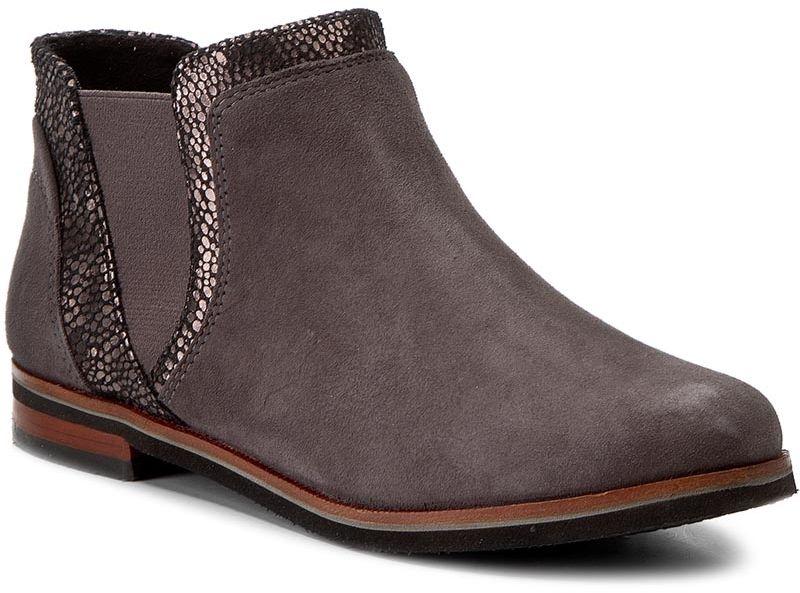 Kotníková obuv s elastickým prvkom CAPRICE - 9-25304-29 Anth.Sue.Multi 255  značky Caprice - Lovely.sk f3b5dd9e31e