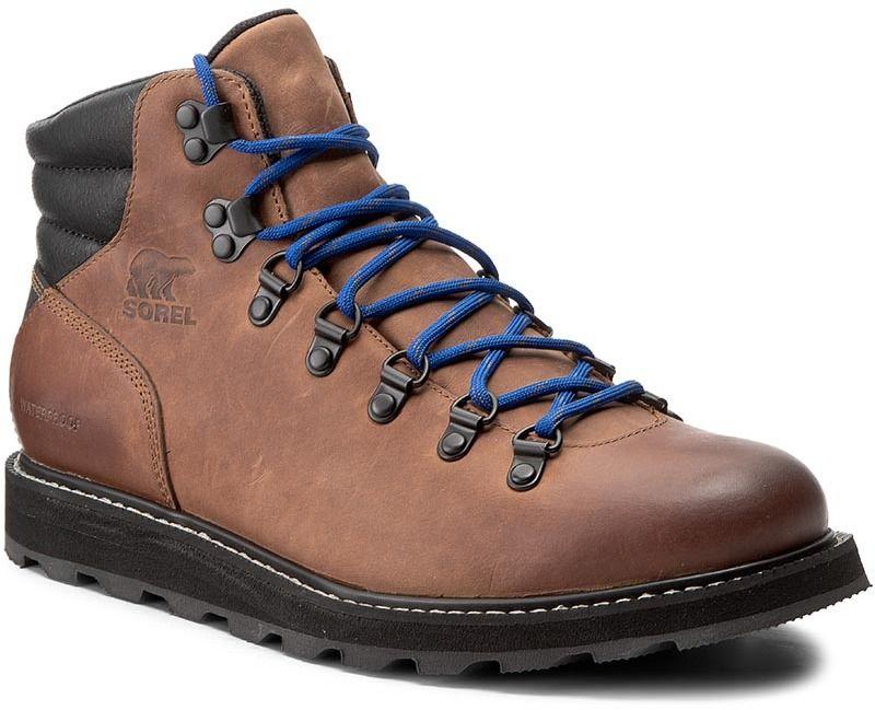11708d767 Outdoorová obuv SOREL - Madson Hiker Waterproof NM2620 Elk/Black 286 značky  SOREL - Lovely.sk