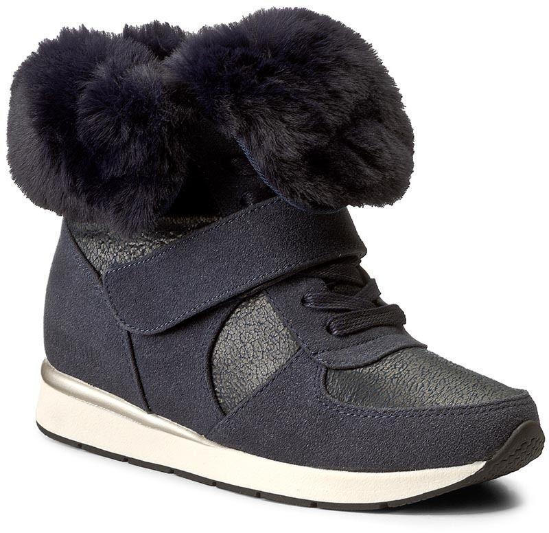 efee5010e053 Členková obuv BIG STAR - Y274272A Navy značky Big Star - Lovely.sk