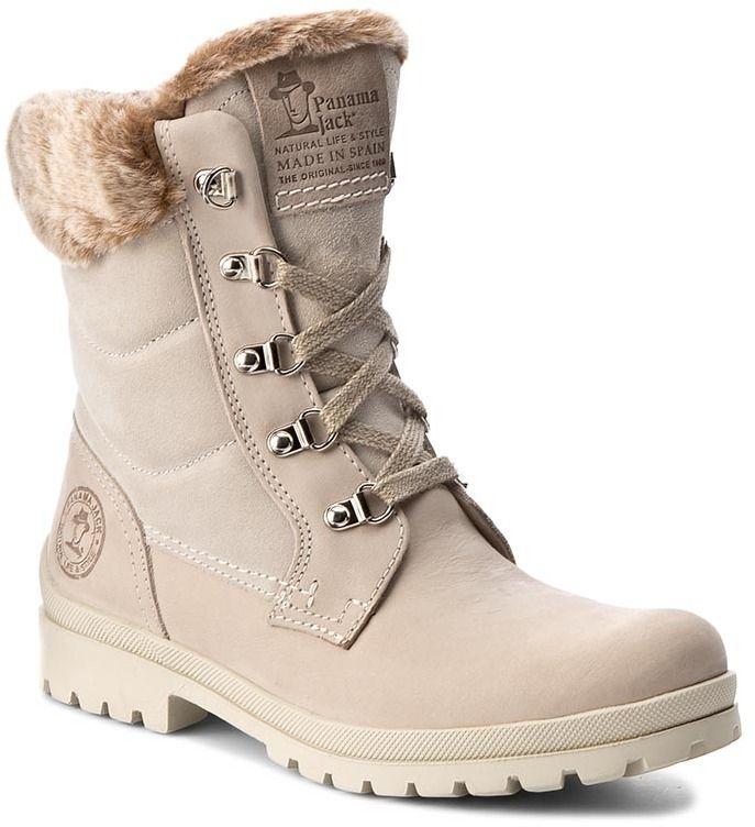 1872615360c26 Outdoorová obuv PANAMA JACK - Tuscani B11 Ice značky Panama Jack - Lovely.sk