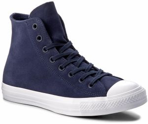 Tramky CONVERSE - Ctas Hi 157521C Midnight Navy/Midnight Navy