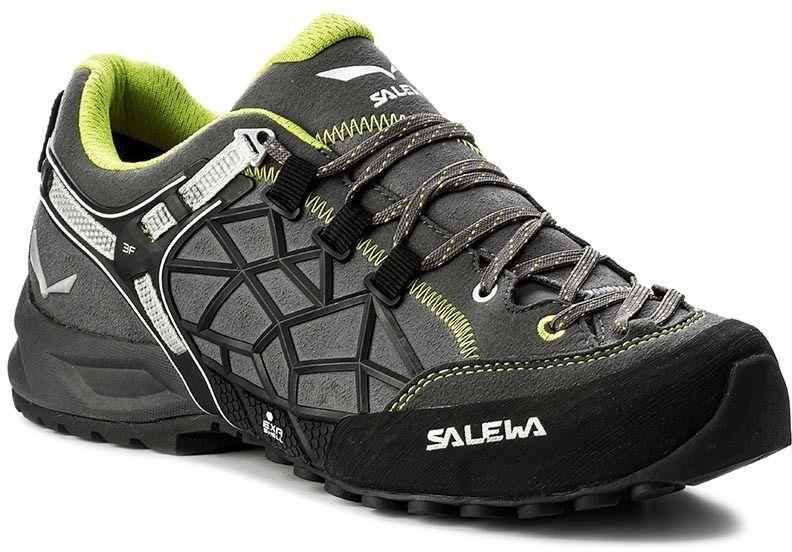 58d904b9034 Trekingová obuv SALEWA - Wildfire Pro 63451-0763 Carbon Green značky Salewa  - Lovely.sk