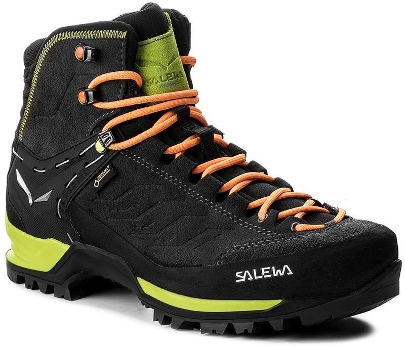 d35f6d6eb0156 Trekingová obuv SALEWA - Mtn Trainer Mid Gtx GORE-TEX 63458-0974 Black/