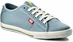 Tenisky HELLY HANSEN - Oslofjord Canvas 108-36.555 Dusty blue/Off White/Limelight