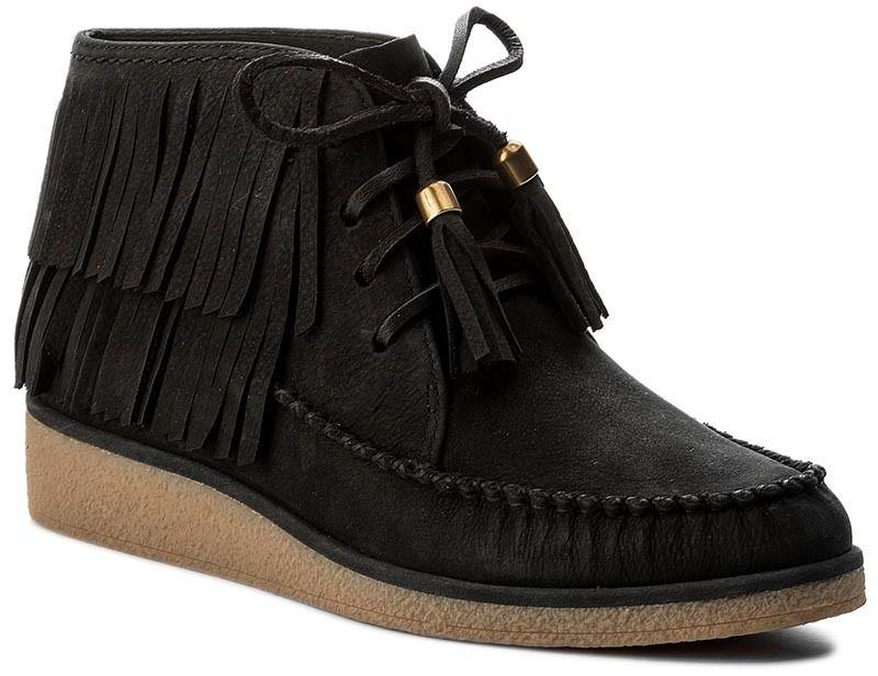 Členková obuv UGG - W Caleb 1018944 W Blk značky UGG - Lovely.sk 2f28211b17b