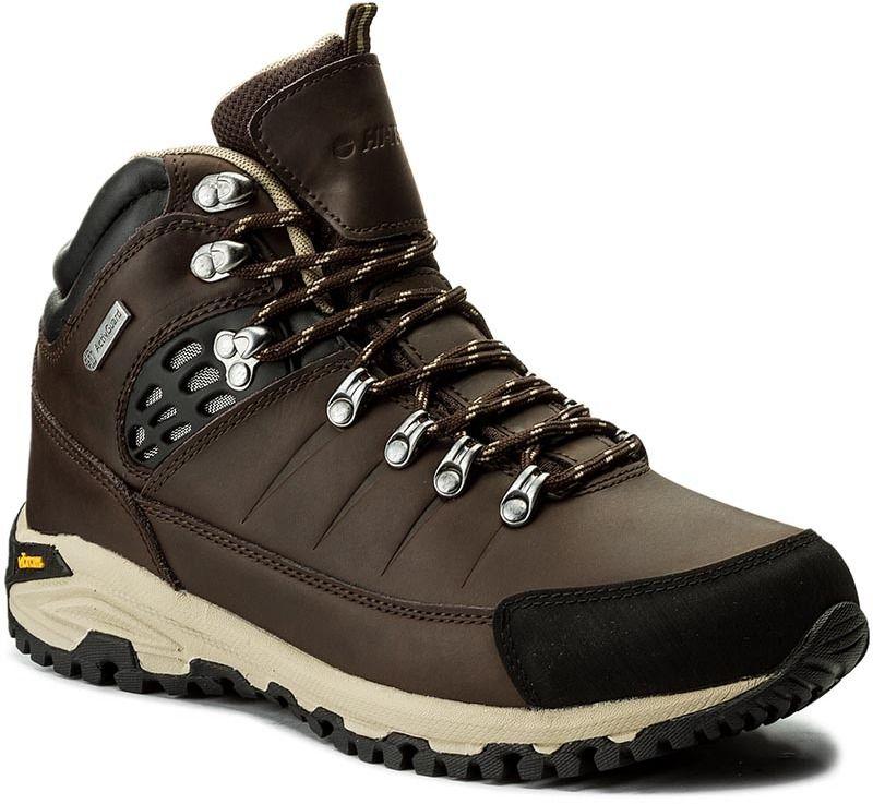 49af50ef01 Trekingová obuv HI-TEC - Lotse Mid Wp AVSAW17-HT-01 Brown Black Beige  značky HI-TEC - Lovely.sk
