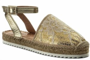 Espadrilky TWINSET - Espadrillas CS8TE1 Chantilly 00522