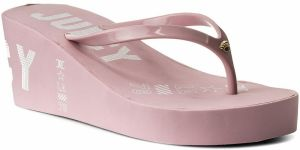 Žabky JUICY COUTURE BLACK LABEL - Natalie Rubber JB150 Dusty Pink