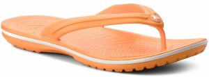Žabky CROCS - Crocband Flip 11033 Blazing Orange/White