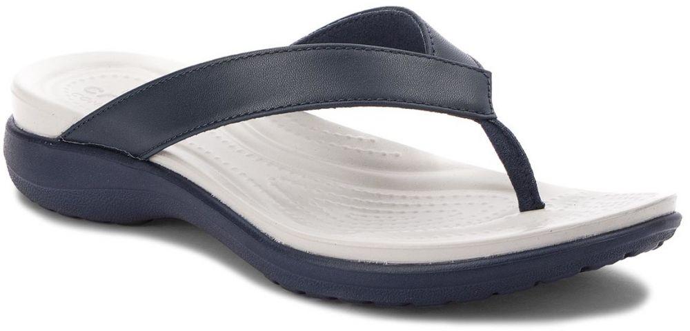 Žabky CROCS - Capri V Flip W 202502 Navy Pearl White značky Crocs ... 8712f49b04