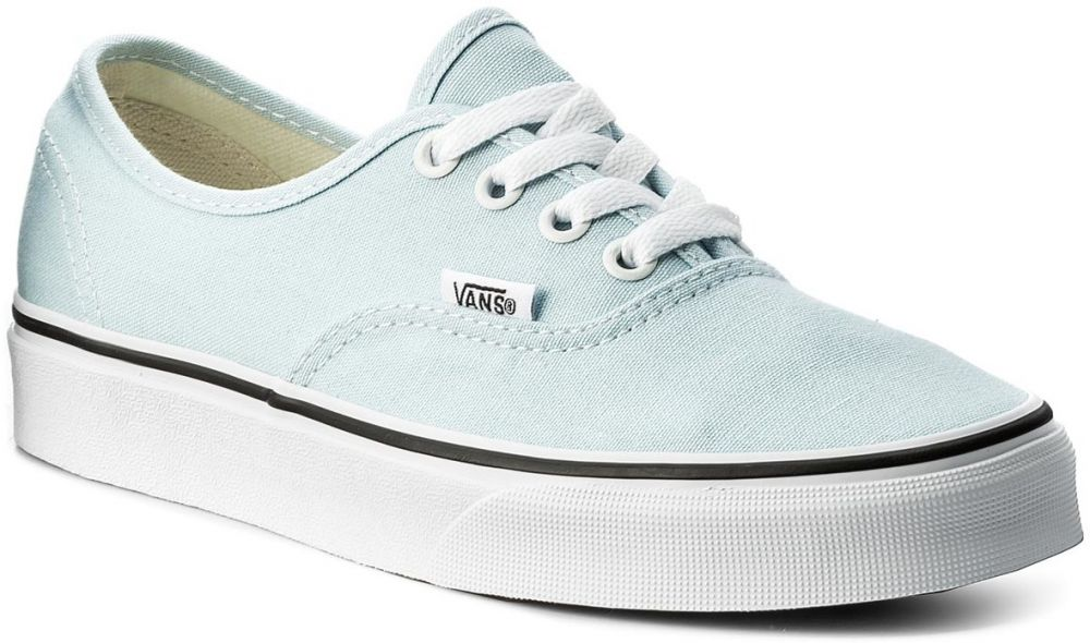Tenisky VANS - Authentic VN0A38EMQ6K Baby Blue True White značky ... 7b1ee40491e