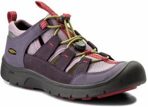 Poltopánky KEEN - Hikeport Vent 1019057 Montana Grape/Teaberry