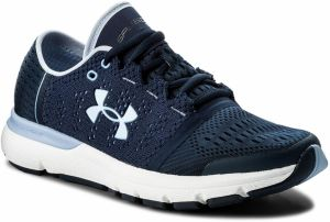 Topánky UNDER ARMOUR - Ua W Speedform Gemini Vent 3020663-400 Nvy