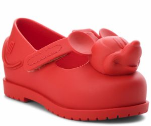 Poltopánky MELISSA - Mini Melissa Classic Baby + Mi 32387 Red 01371