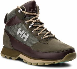 Trekingová obuv HELLY HANSEN - W Chilcotin 114-28.489 Forest Night/Warm Espresso/Ivy Green