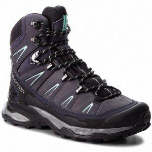 Trekingová obuv SALOMON - X Ultra Trek Gtx W GORE-TEX 404631 21 V0 Graphite eee9247d20