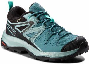 Trekingová obuv SALOMON - X Radiant Gtx W GORE-TEX 404839 22 M0 Hydro. 72d31b6106c