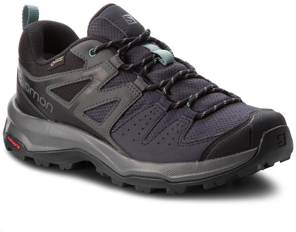 Trekingová obuv SALOMON - X Radiant Gtx W GORE-TEX 404841 22 M0 Graphite  dc0fd452e75