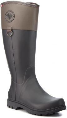 Gumáky VIKING - Ascot II 1-36900-208 Black/Brown