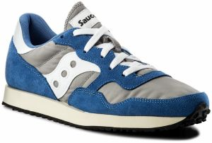 Sneakersy SAUCONY - Dxn Trainer Vintage S70369-15 Grey/Blue