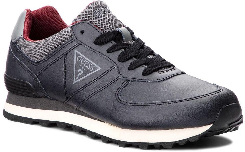 Sneakersy GUESS - FMCHA4 LEA12 BLACK značky Guess - Lovely.sk 2e7e7eb26e5