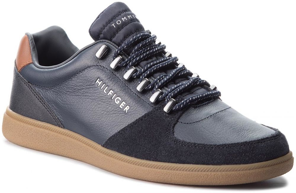 a1e3c50299 Sneakersy TOMMY HILFIGER - Core Hiking Inspired FM0FM01833 Midnight 403  značky Tommy Hilfiger - Lovely.sk