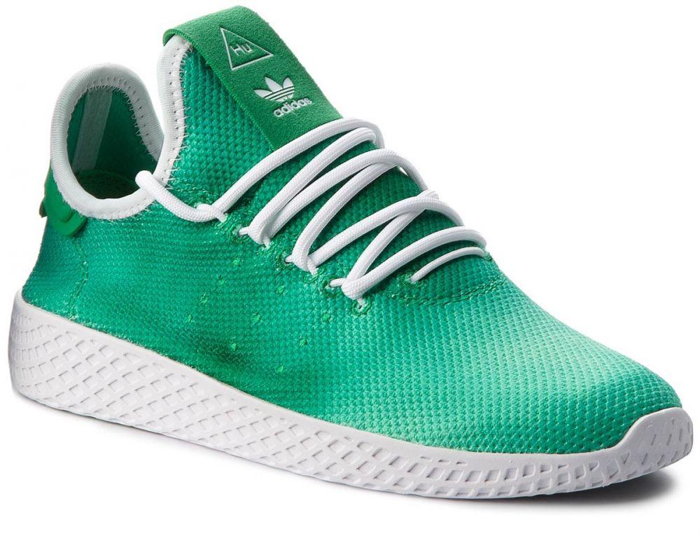 8479fbee9 Topánky adidas - Pw Hu Holi Tennis Hu DA9619 Green/Ftwr White/Ftwr White  značky Adidas - Lovely.sk
