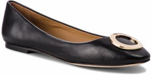 Baleríny TORY BURCH - Caterina Ballet Flat 51672 Perfect Black 006